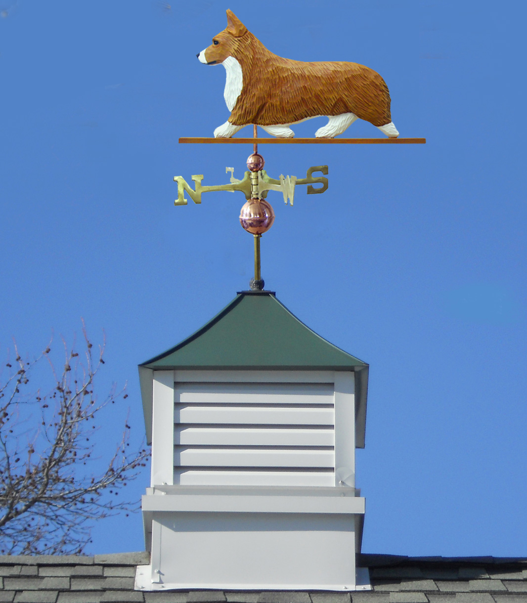 Dog Breed Weathervanes