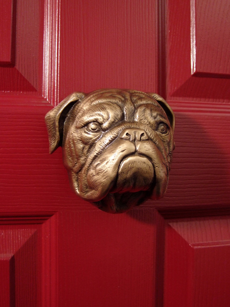 Dog Knocker