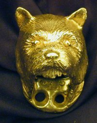 Norwich Terrier Drawer Pull