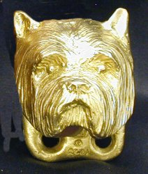West Highland Terrier Drawer Pull