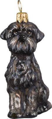 Affenpinscher Dog Ornament