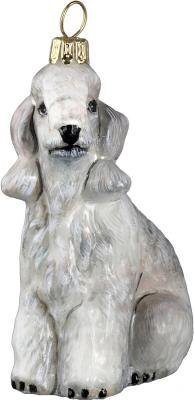 Bedlington Terrier Dog Ornament
