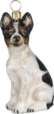Rat Terrier Dog Ornament