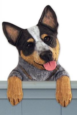 Australian Cattle Dog Door Topper