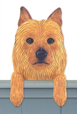 Australian Terrier Door Topper
