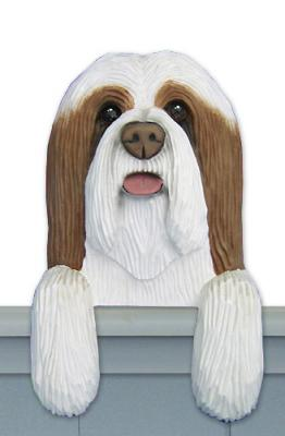 Bearded Collie Door Topper