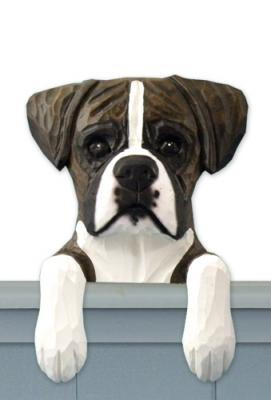 Boxer (Natural) Door Topper