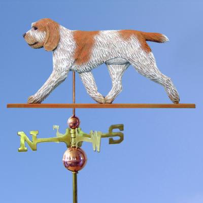 Spinone Italiano Dog Weathervane
