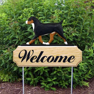 Entlebucher Welcome Stake