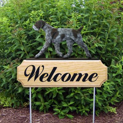 German Wirehaired Pointer Welcome Stake