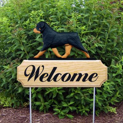 Rottweiler Welcome Stake