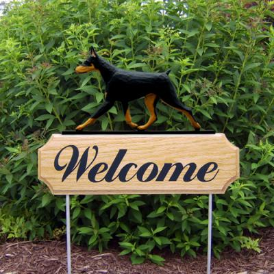 Doberman Welcome Stake