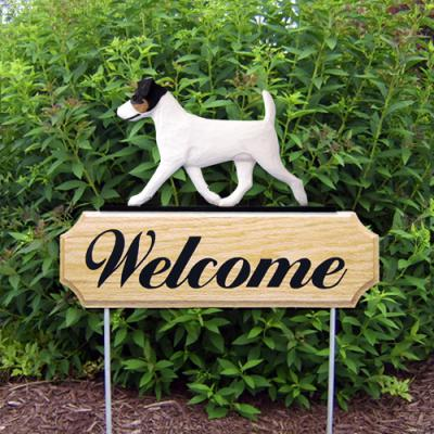 Jack Russell Terrier Welcome Stake - Tri