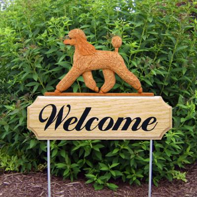 Poodle Welcome Stake