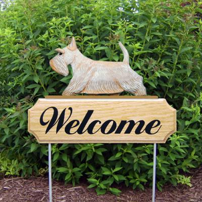 Scottish Terrier Welcome Stake
