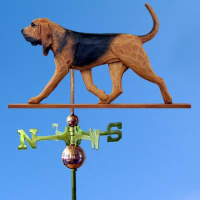 Bloodhound Dog Weathervane