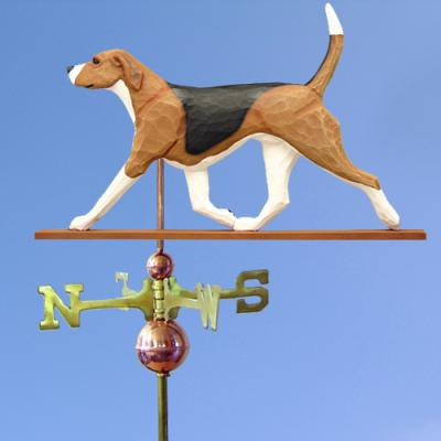 English Foxhound Dog Weathervane