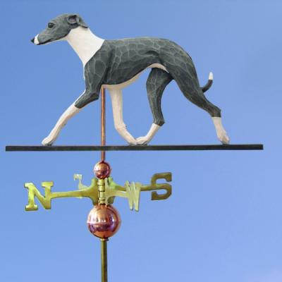 Italian Greyhound Dog Weathervane