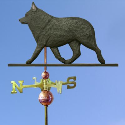 Schipperke Dog Weathervane