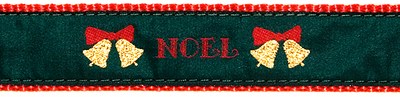 Collar - Holiday - Noel