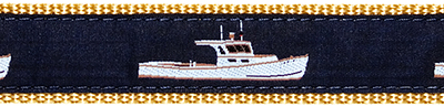 Collar - Boating - Lobster Boat