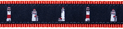 Collar - Coastal - Nantucket Lighthouse