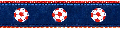 Collar - Sports - Soccer Ball