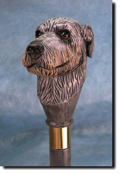 Irish Wolfhound Dog Breed Walking Stick