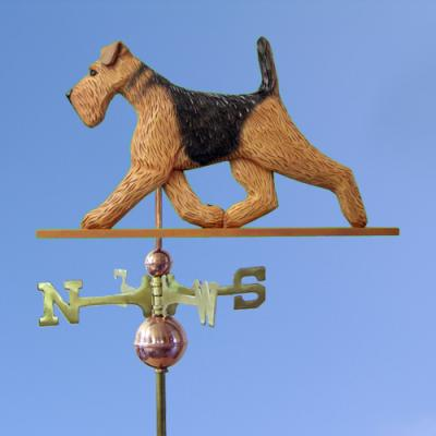 Airedale Terrier Dog Breed Weathervane