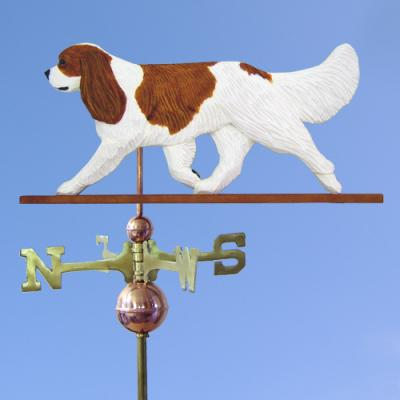 Cavalier King Charles Spaniel Dog Weathervane