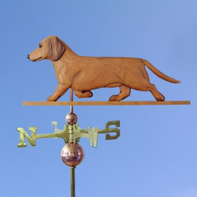 Dachshund, Smooth Dog Weathervane