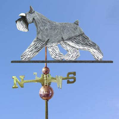 Schnauzer, Miniature Dog Weathervane
