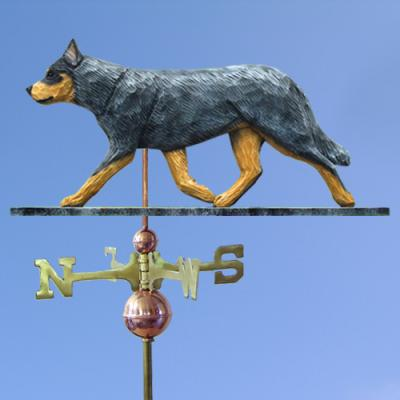 Australian Cattle Dog Weathervane