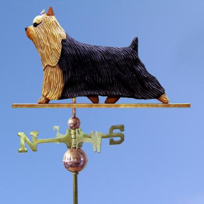Yorkshire Terrier Dog Weathervane