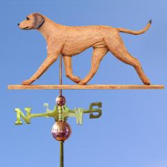 Rhodesian Ridgeback Dog Weathervane