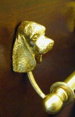 Cocker Spaniel (Am) Dog Breed Door Knocker