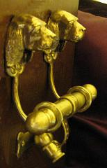 Sussex Spaniel Door Knocker