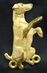Fox Terrier - Smooth Bronze Dog Hook