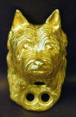 Silky Terrier Drawer Pull