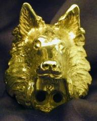 Belgian Tervuren/Sheepdog Drawer Pull