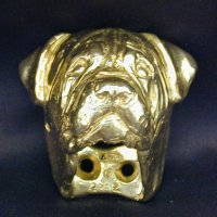 Bullmastiff Drawer Pull
