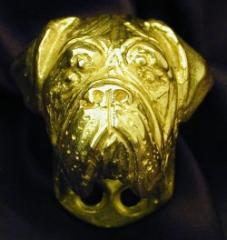 Dogue of Bordeaux Drawer Pull