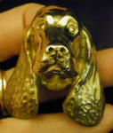 English Cocker Spaniel Drawer Pull