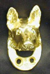 German Shepherd Drawer Pull