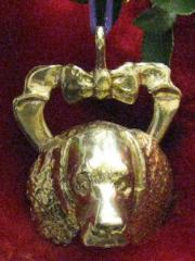 Boykin Spaniel Bronze Ornament