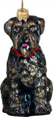 Bouvier des Flandres Dog Ornament