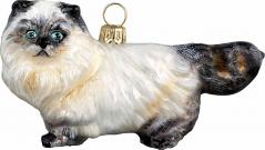 Himalayan Cat Ornament