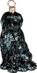 Newfoundland Dog Ornament
