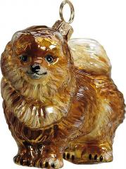Pomeranian Dog Ornament