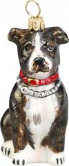 American Staffordshire Terrier Dog Ornament